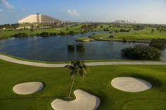 TOP 5 Luxury Activities in Cancun at Iberostar Cancun.     Play on one of the most famois golf courses in Mexico at The Iberostar Cancun Golf Course.