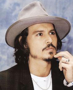 Johnny ohhhhh Johnny Depp. So fine!