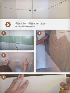 Statt Fliesen Von Der Firma Ultrament Lassen Sich Fliesen - Dusche verputzen statt fliesen
