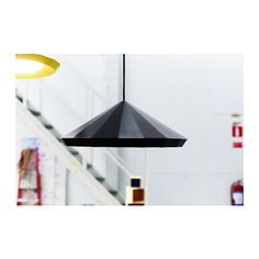 IKEA PS 2012 LED pendant lamp IKEA Gives a directed light; good for lighting dining tables or coffee tables.