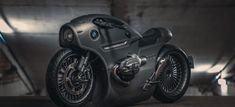 Esta BMW R nineT es una de las motos cafe racer más espectaculares que has visto últimamente y llega desde Rusia#PedroLuisMartínOlivares #Automóvil