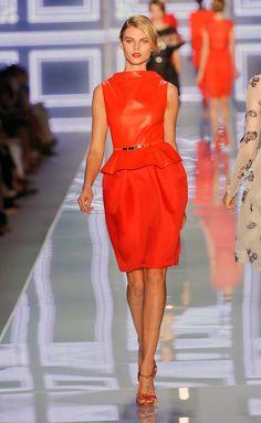 colección prêt-á-porter Dior, 2012