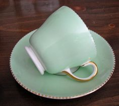 WEDGWOOD Bone China CUP and SAUCER - Made in England