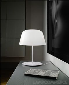 #Leucos #Ayers T table lamp Design Marco Piva