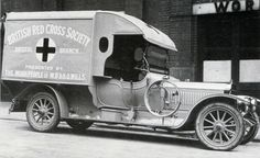 British Red Cross Ambulance, Bedminster, Bristol BS3 | by brizzle born and bred