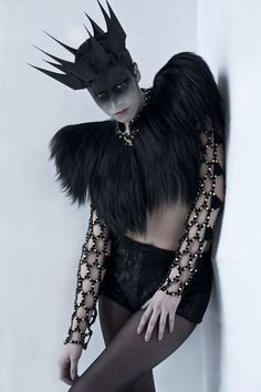 headdress gothic - Google Search