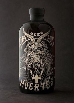 Dia de los muertos Horchata rum