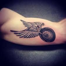 """Résultat de recherche d'images pour """"wheel wings tattoo"""""""