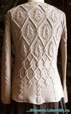 New knitting design sweater cardigan pattern ideas Cable Knitting, Knitting Stitches, Knitting Designs, Knitting Patterns Free, Knit Patterns, Free Knitting, Knitting Projects, Knitting Sweaters, Cardigan Pattern