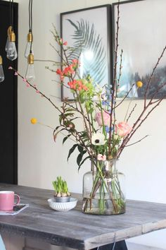 Weekend bouquet - Judith Slagter #bouquet #boeket #veldboeket #gatheredflowers judithslagter.nl