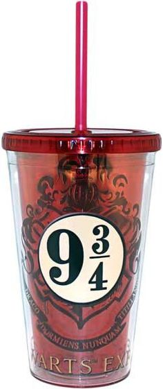 Travel Cup Harry Potter 9 3/4