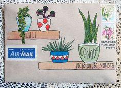 8c134888e561a4ae8fd36b7cd8e91d9a--decorate-envelope-envelope-art.jpg (736×540)