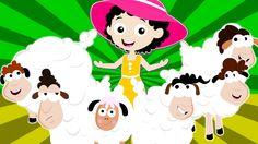 Little Bo Peep   Nursery Rhymes   Children Songs