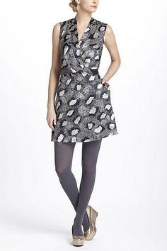 Lynx-Dot Mini Dress - Anthropologie.com