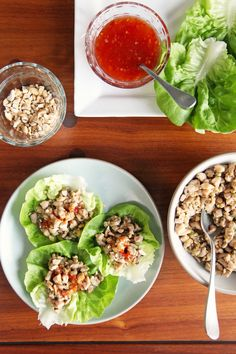 Chinese Chicken Lettuce Wraps Are a Real Weeknight Winner