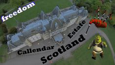 Road Trip to Scotland - Armattan Chameleon - callander park