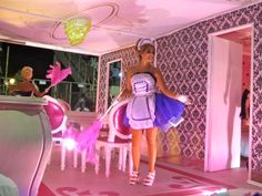 Barbie's maid