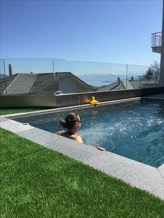 Versenkbarer Pool hubboden pool chromstahlpool terramarepool versenkbarer pool