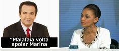 Silas Malafaia gostou da explicação de Marina sobre o casamento gay