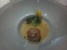 Filet of Pacific Yellowtail - The French Laundry