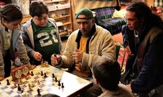 "The Dark Horse, a NZ drama: ""Cliff Curtis puts in a breathtaking performance as real-life Maori speed-chess player Genesis Potini"". Picturehouse will screen this 2014 film on 16th June this summer."