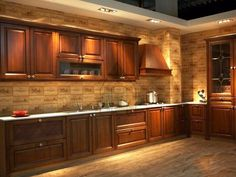 Modern Kitchen Design Idea As This Kitchen Is Very Popular In Pakistan And  Some Of Its