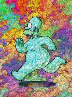 HippieColorHomer