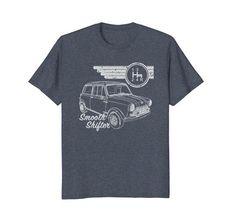 Smooth Shifter Classic Austin Mini Vintage Shirt $18.99