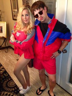 The 19 Best Couples Halloween Costumes of All Time  sc 1 st  Pinterest & OMG! Matt Lauer Wins Halloween as Pam Anderson | All Things ...
