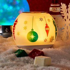 Joulukoristeet - ScentGlow-tuoksulyhty