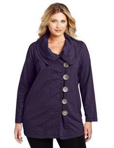 197cf661603e1 Neon Buddha Women s Plus Size Westport Jacket