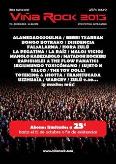 Festival Viña Rock 2013