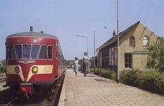 Oude station Roodeschool