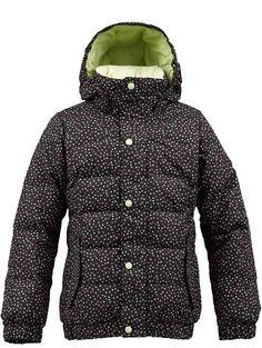 Burton Allure Puffy Snowboard Jacket Girls