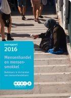 Jaarrapport mensenhandel en mensensmokkel 2016: Bedelaars in de handen van mensenhandelaars