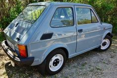 Learn more about Basic but Fun: 1987 Polski Fiat in New Jersey on Bring a Trailer, the home of the best vintage and classic cars online. Fiat 500, Classic Cars Online, Car Car, New Jersey, Vintage Cars, Poland, Transportation, Van, Building