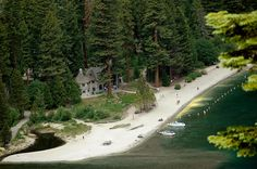 Vikingsholm Castle Lake Tahoe