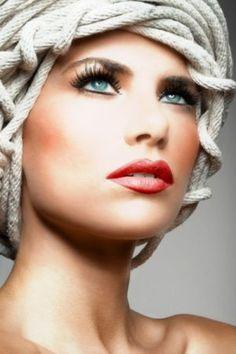 Medusa Makeup Looks