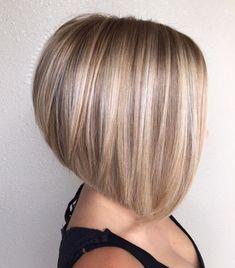 18 Faszinierendes Bob Cut Hair sucht nach Ihnen Thin Hair Cuts medium bob cuts for thin hair Bob Style Haircuts, New Haircuts, Layered Haircuts, Short Bob Hairstyles, Haircut Bob, Graduated Bob Haircuts, A Line Haircut, Inverted Bob Hairstyles, Woman Hairstyles