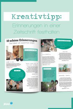 Magazingestaltung für das S Magazin des SPIEGEL
