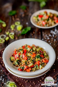 Great Dinner Recipes, Healthy Dinner Recipes, Vegetarian Recipes, Vegetable Recipes, Chicken Recipes, Salty Foods, Side Salad, Clean Eating, Food And Drink