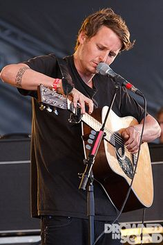 Ben Howard. So talented. <3