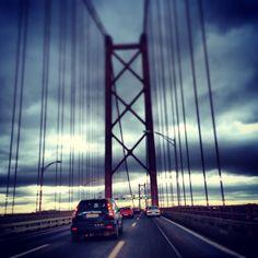 25th of April bridge @ Lisbon