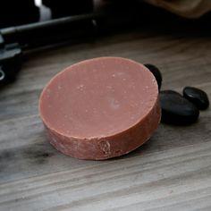 Leather & Sandalwood Shaving Soap