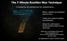 How I taught myself to do a brazilian wax in Brazilian Wax, Types Of Wax, Daily Motivation, Business Tips, Cards Against Humanity, Teaching, Youtube, Beauty, Brazil Wax
