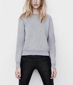 Ridley Sweat, Women, Sweatshirts, AllSaints Spitalfields