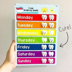 Reward Chart Kids, Chore Chart Kids, Teeth Cleaning, Cleaning Wipes, Brush My Teeth, Sticker Chart, Chores For Kids, Kids Tv, Children With Autism