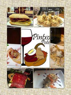 Es hora de #PintxoPote #Vielha :) Estas son algunas de las propuestas para hoy. Nos vamos de ruta, te apuntas? +info  https://www.facebook.com/PintxoPoteVielha?ref=ts=ts