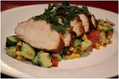 Sample fat burning meal plan - with recipes...