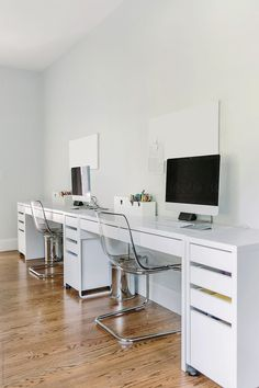 Home Office for Two by Raymond Forbes LLC for Stocksy United